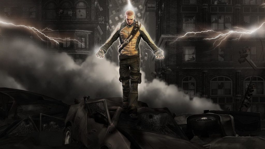 Playstation Now - inFamous