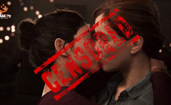 The Last of Us Part II Censurato