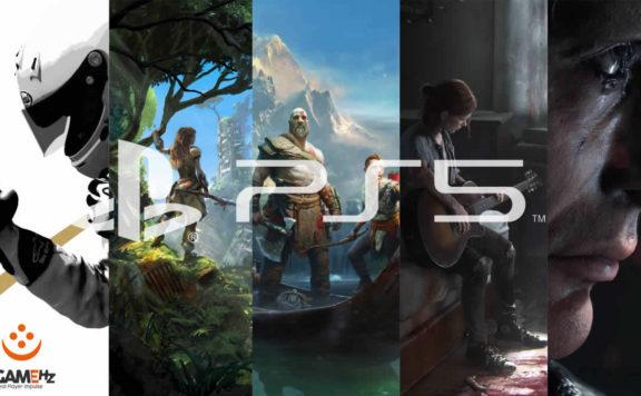 Evento Giochi PS5