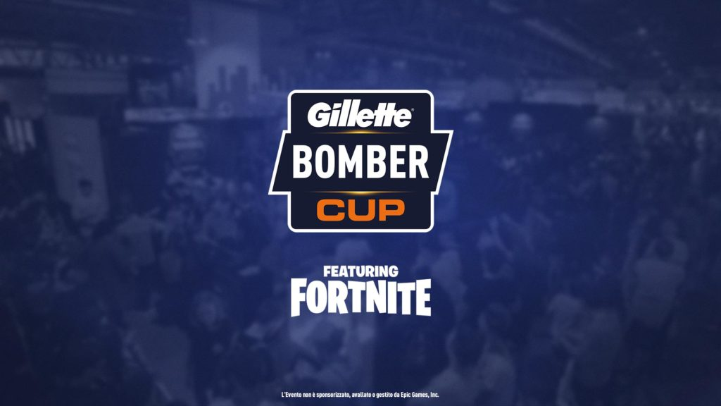 Gillette bomber cup  fortnite