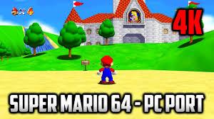 Mario64 PC