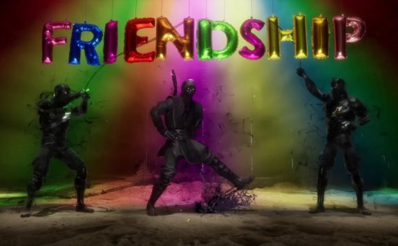 Mortal Kombat 11 Aftermath Friendship