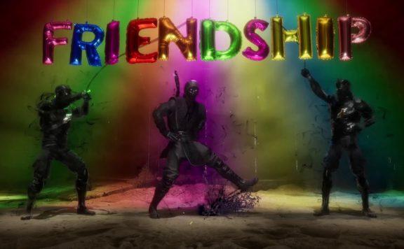 Mortal Kombat 11 Aftermath Friendship
