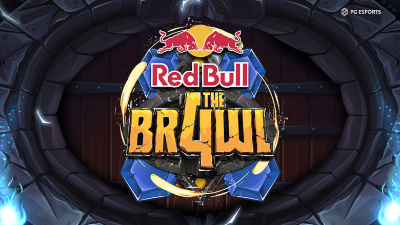 Red Bull The Br4Wl hearthstone