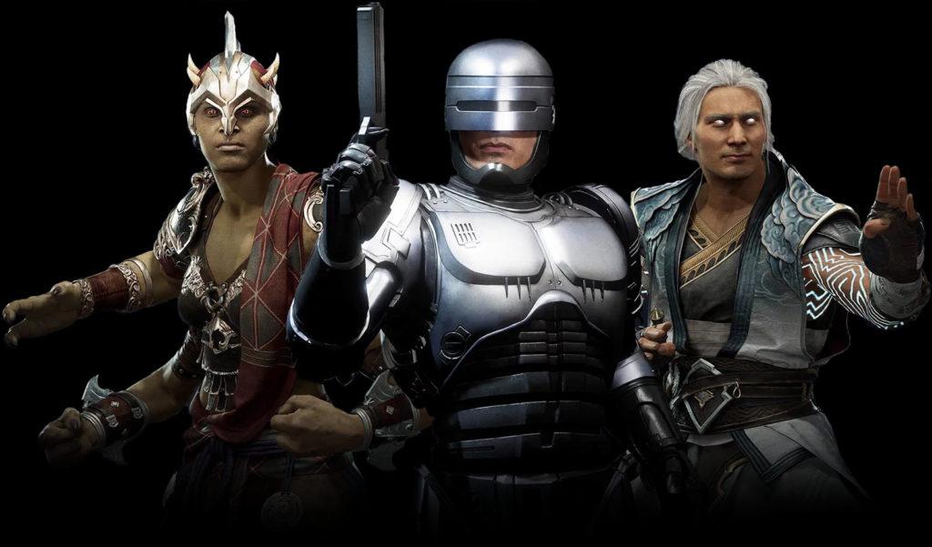 Mortal Kombat 11 Aftermath Rob & Co,