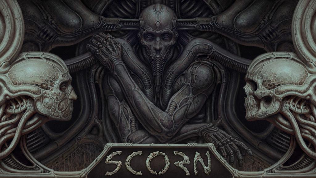 Inside Xbox - Scorn