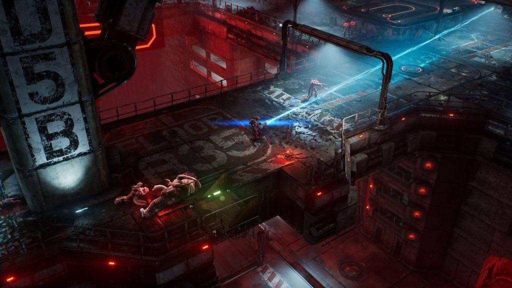 Inside Xbox - SCIFICYBERPUNK