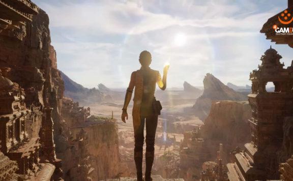 Unreal Engine 5 Tech Demo