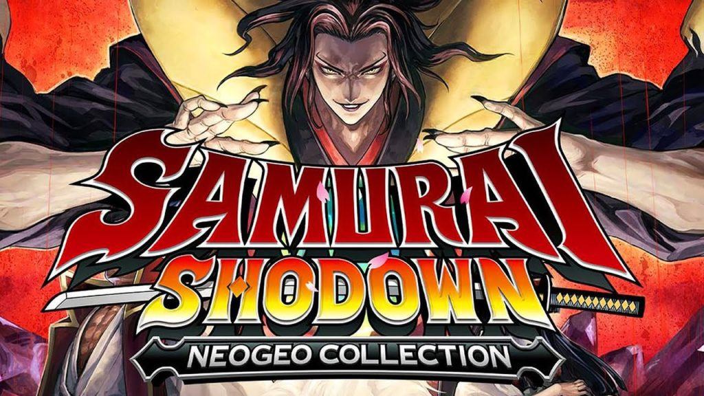 samurai showdown neogeo colletcion