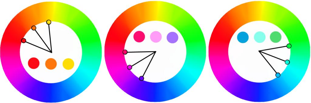 Colori Analoghi