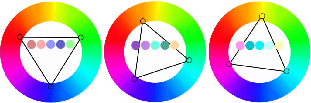Colori triadici