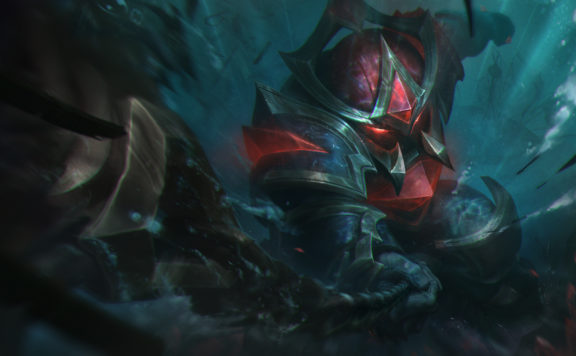 League of Legends Nautilus il Conquistatore