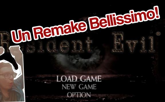 Resident Evil Rebirth