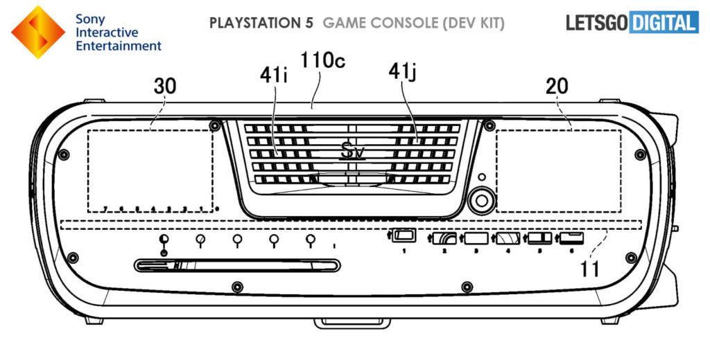 PS5 devkit Raffreddamento 3