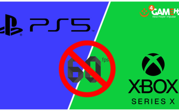 PS5 e Xbox Series X 60 FPS