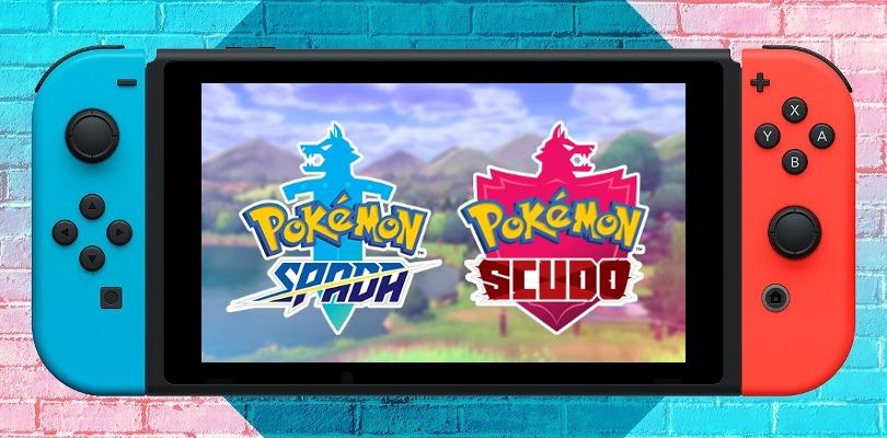 Pokémon spada e scudo amichevole nintendo switch