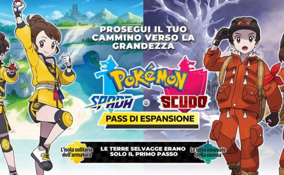 banner pass espansione pokemon spada e scudo dlc