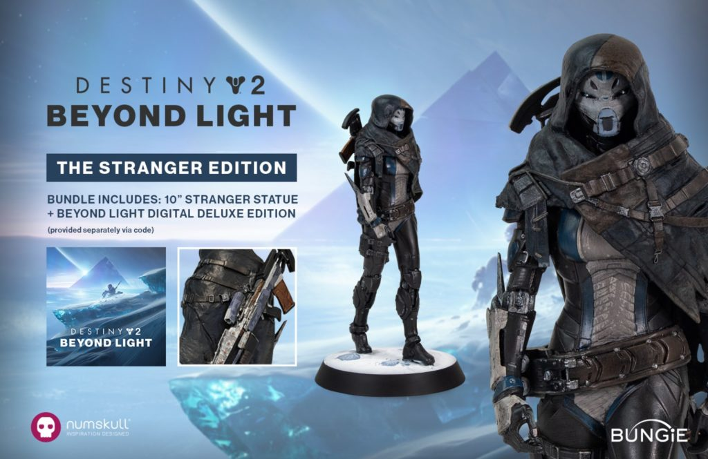 Beyond Light - The Stranger Edition