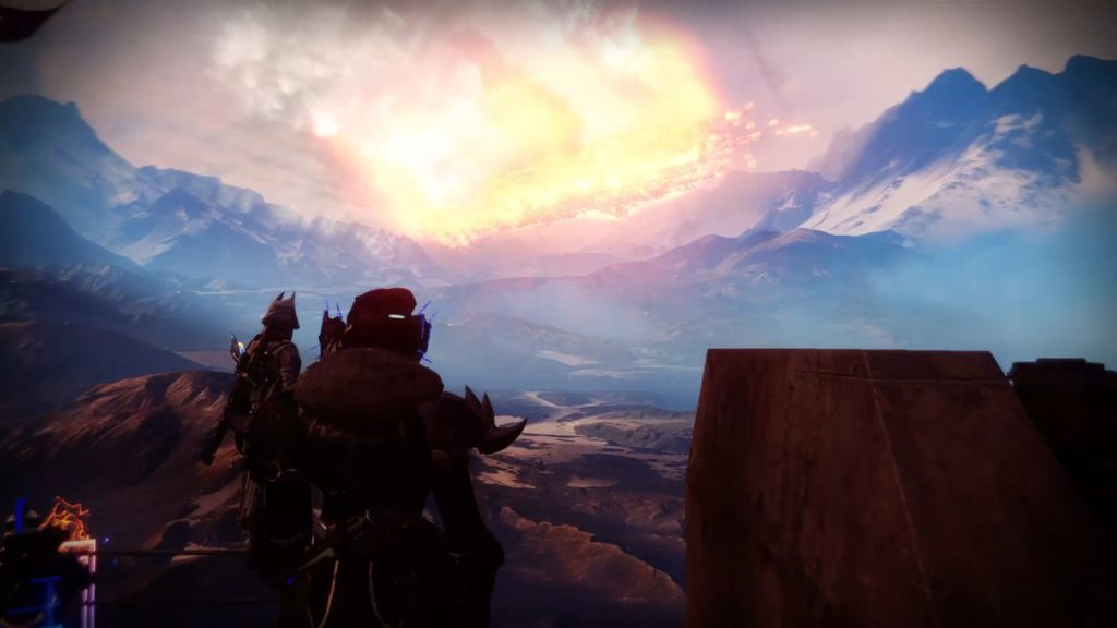 Destiny distruzione dell'Onnipotente