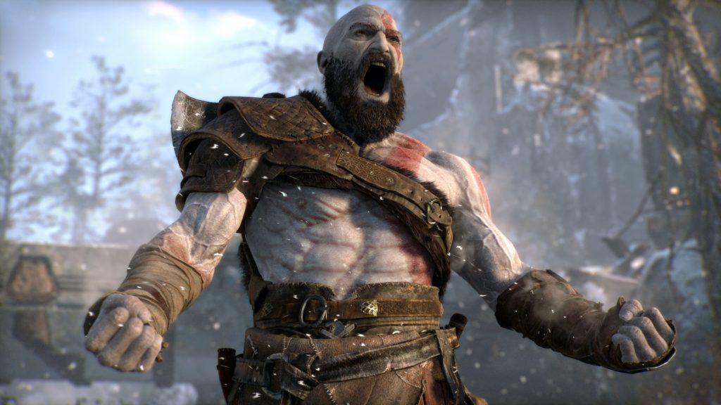 PS5 God of War Sequel