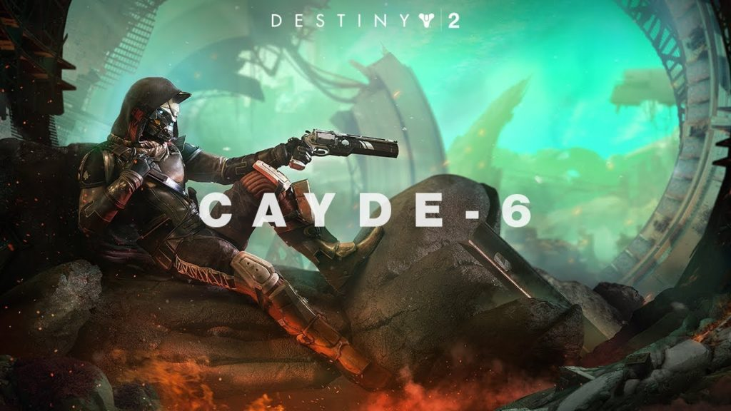 Destiny Cayde-6