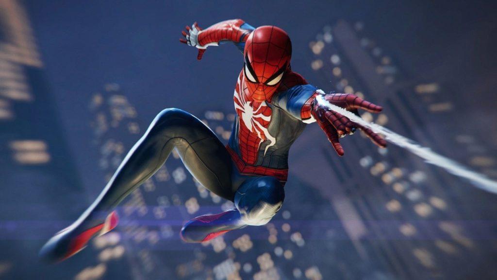 PS5 Marvel's Spider-Man 2