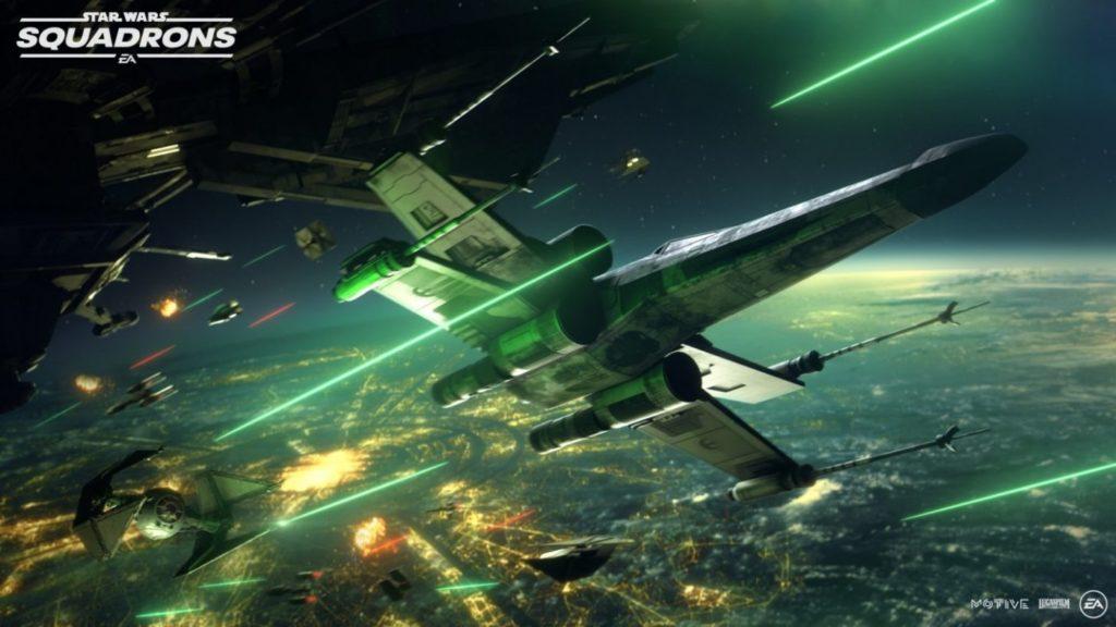 squadrons
