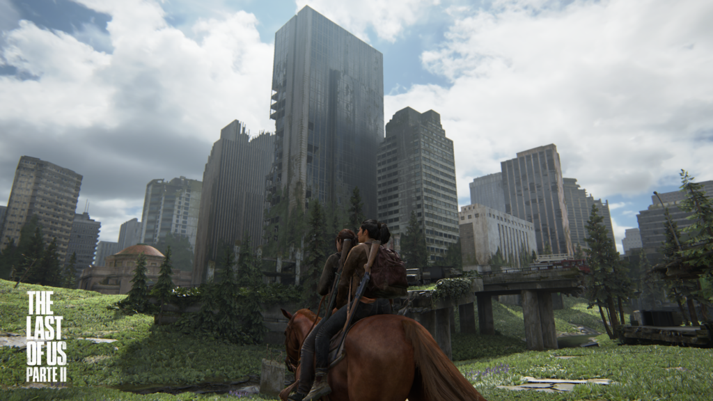 The Last of Us Parte 2 Seattle
