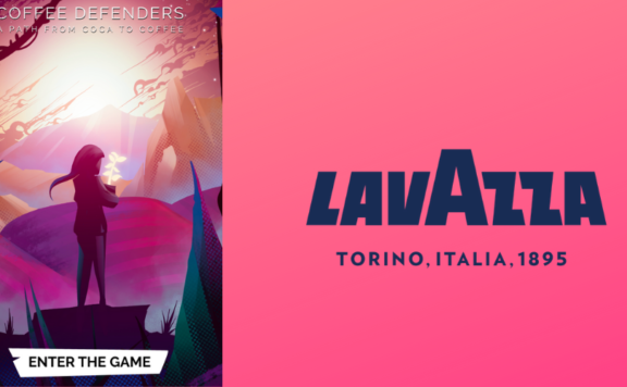 horeca news lavazza advgame coffee defenders