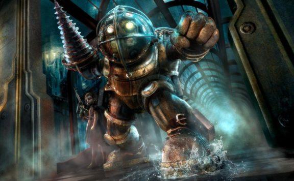 Bioshock 4 Copertina