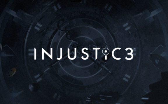 Injustice 3 Copertina
