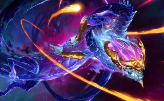 Legends of Runeterra Aurelion Sol Copertina