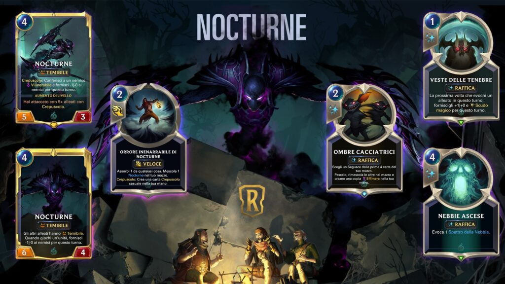Legends of Runeterra Nocturne