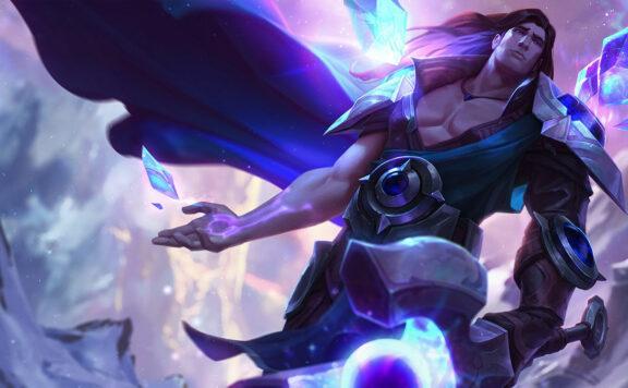Legends of Runeterra Taric Copertina