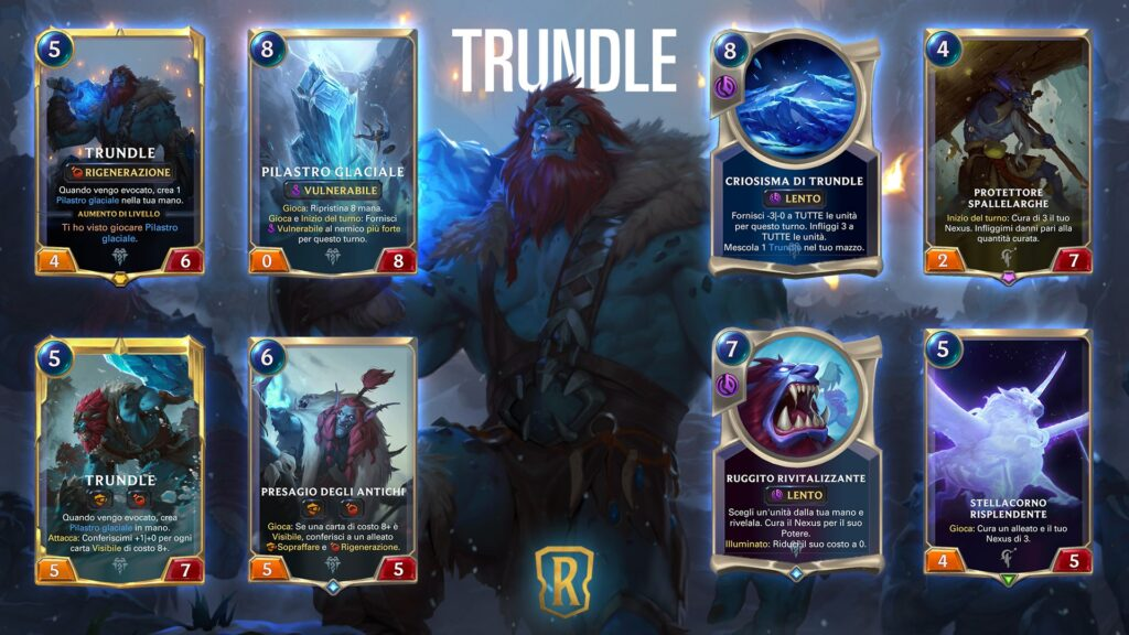 Legends of Runeterra Trundle