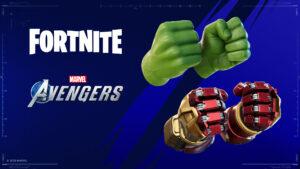 Fortnite Marvel