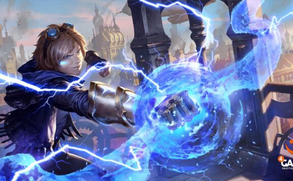 Legends of Runeterra Ezreal 4GameHz
