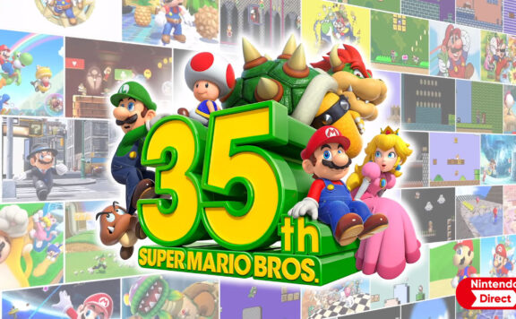 Nintendo Direct 35th Anniversary