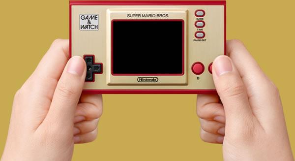 Nintendo Direct Game & Watch Super Mario Bros