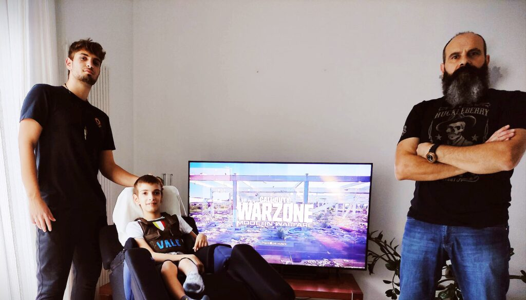 cod warzone: Victor e i suoi super Figli