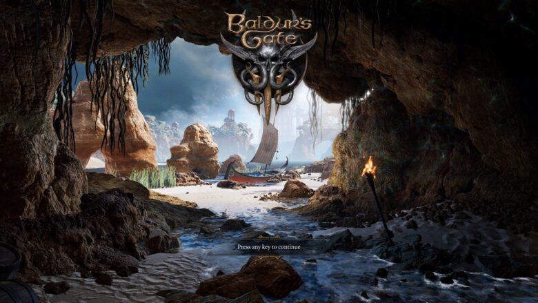 Baldurs Gate 3 Early Access 1