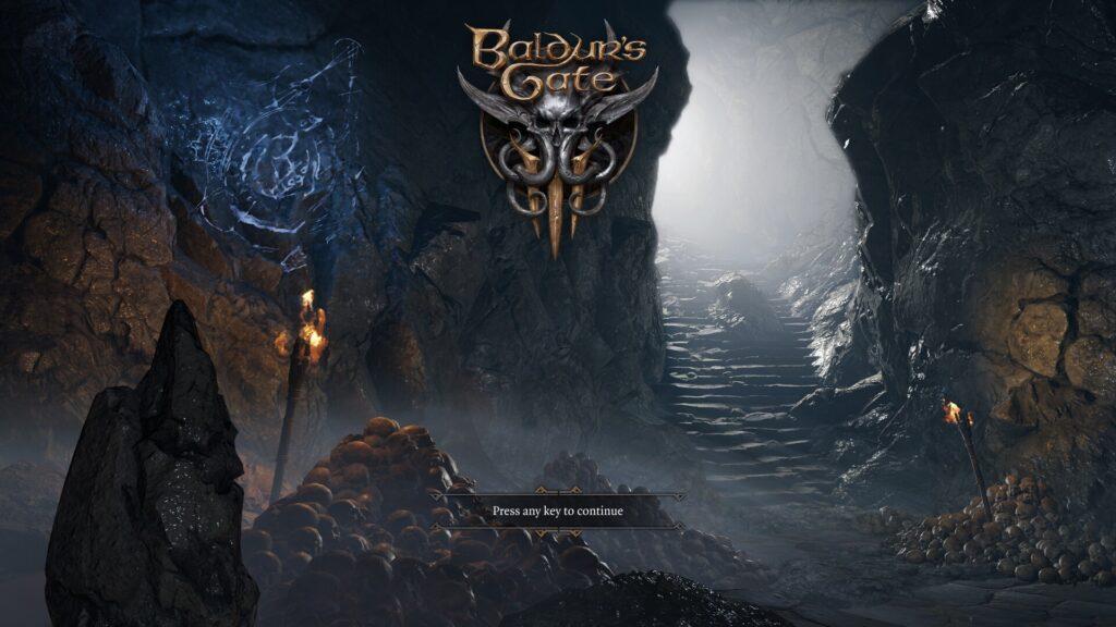 Baldur's Gate 3 Early Access