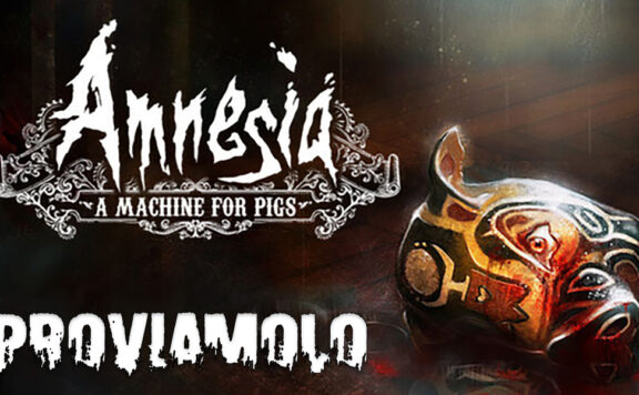 miniatura Amnesia a Machine For Pigs A