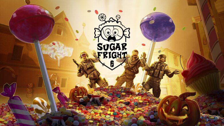 rainbow six siege sugar fright