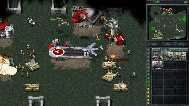 Command and Conquer Remastered Screenshot 1