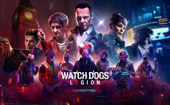 Watch Dogs Legion Copertina