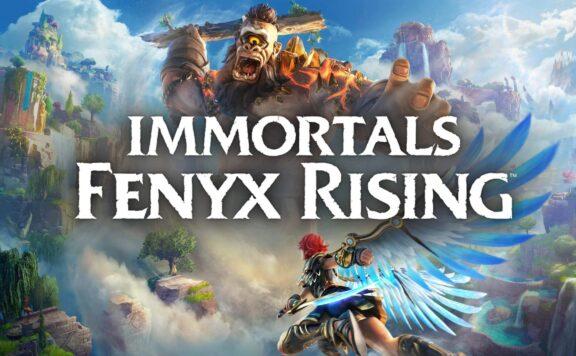 Immortals Fenyx Rising 1