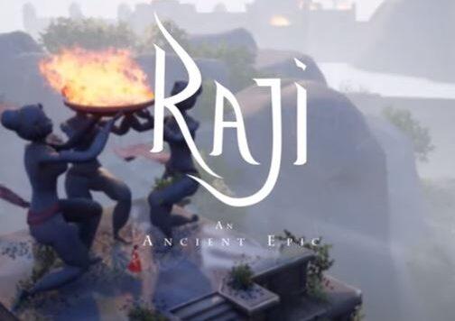 Raji India Front