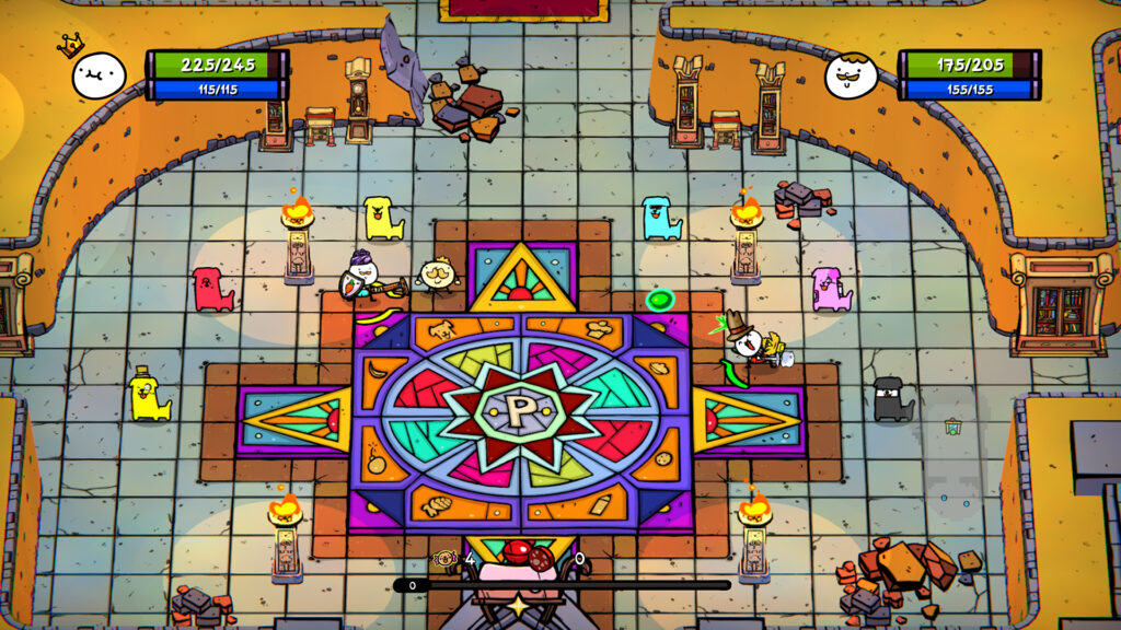 Nintendo super cane magic zero