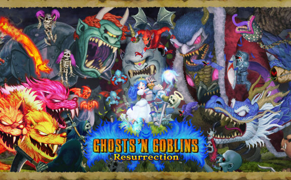 Ghosts and Goblins Resurrection